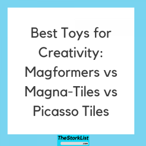 Magformers vs Magna-Tiles vs Picasso Tiles